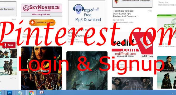 www.pinterest.com -Pinterest Login   Pinterest Signup