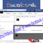 www.facebook.com Photos/Videos Upload | Facebook Account