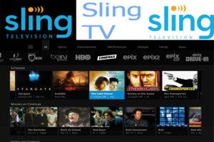 Sling TV - www.sling.com