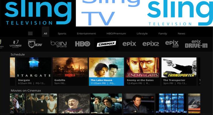 Sling TV – www.sling.com | Watch Live TV Programmers Online