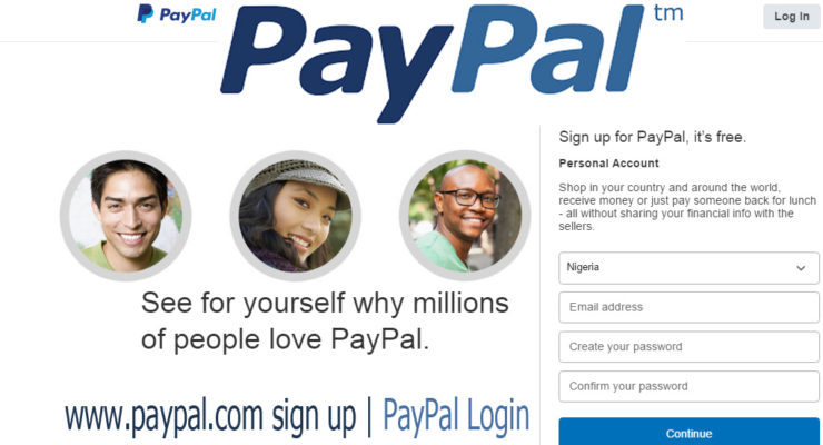 www.paypal.com sign up – PayPal Account | Login | Sign in