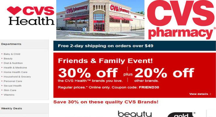 www.cvs.com – Online Drugstore   Pharmacy   Minute Clinic