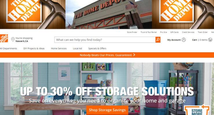 Home Depot Online Sign up – www.homedepot.com Login