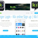Kik Messenger Login – Kik online Sign up | Kik Mobile App