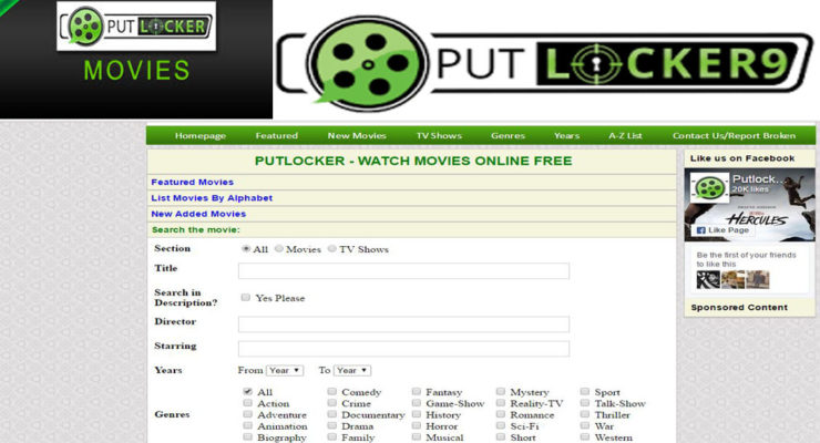 Putlocker – www.putlocker.ch | Watch Movies Online Free