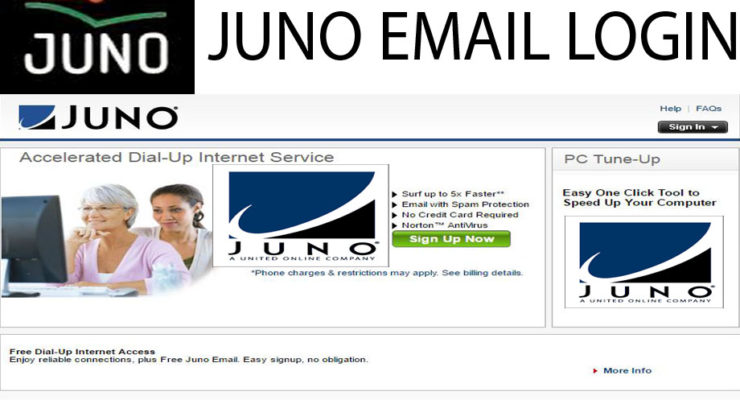 Juno Email Login – www.juno.com Webmail | Internet Service Provider