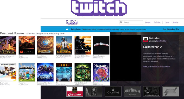 Twitch – www.twitch.tv Login | App | Stream Live Videos