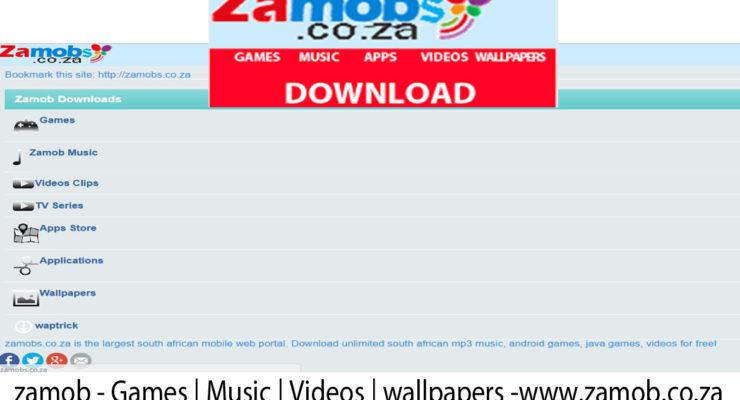 Zamob – Games | Music | Videos | TV Series – www.zamob.co.za