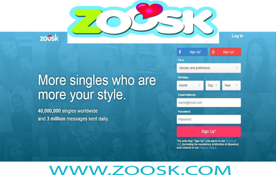 from Daniel cancel zoosk dating site