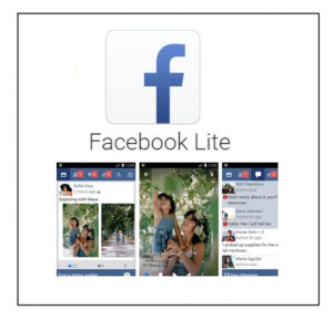 Facebook lite – App view – App Download