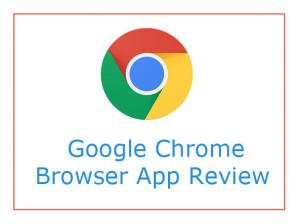 Google Chrome | Web Internet Browser