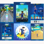 Chelsea runner Rio for Android | iOS | Windows phone
