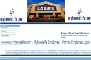 www.myloweslife.com – MyLowesLife Employee | Former Employee Login