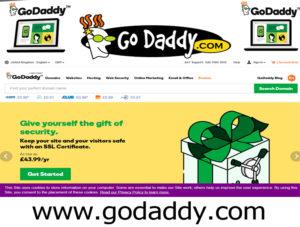 GoDaddy – GoDaddy.com Login | GoDaddy Web Hosting