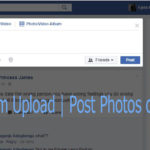 How to Upload Photos | How to hide your post from public