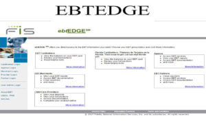 ebtEDGE Login – www.ebtedge.com | Check EBT Card Balance