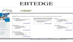 ebtEDGE Login – www.ebtedge.com | Check EBT Card Balance