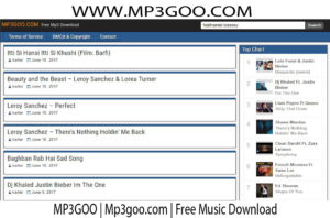 MP3GOO | Mp3goo.com | Free Music Download @ www.mp3goo.com