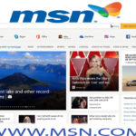 MSN – www.msn.com | Programs | Homepage | Latest News Updates