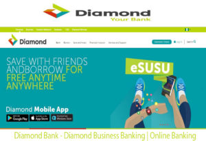Diamond Bank - Diamond Business Banking | Online Banking