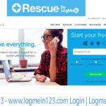 Logmein123 – www.logmein123.com Login | Logmein Rescue