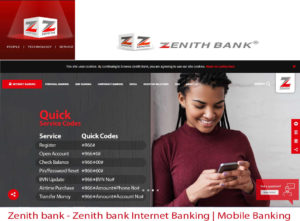 Zenith bank – Zenith bank Internet Banking | Mobile Banking