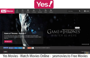 Yes Movies – Watch Movies Online – yesmovies.to Free Movies