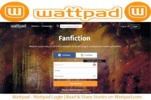 Wattpad - Wattpad Login | Read & Share Stories on Wattpad.com