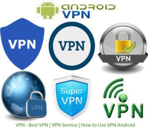 VPN - Best VPN | VPN Service | How to Use VPN Android