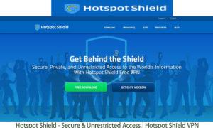 Hotspot Shield – Secure & Unrestricted Access | Hotspot Shield VPN