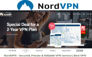 NordVPN - Secured, Private & Reliable VPN Service | Best VPN