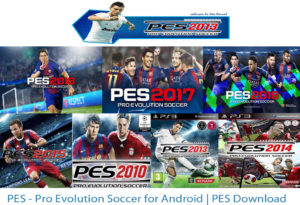 PES – Pro Evolution Soccer for Android | PES Download