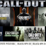 Call of Duty Infinite Welfare |  Black Ops III | Black Ops II | WWII Download