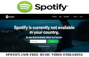 Spotify – Spotify.com Free Music Video Streaming | Spotify Login