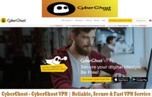 CyberGhost – CyberGhost VPN | Reliable, Secure & Fast VPN Service