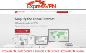 ExpressVPN – Fast, Secure & Reliable VPN Service | ExpressVPN Review