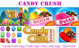 Candy Crush Saga | Soda Saga | Jelly | Jelly Saga – Download