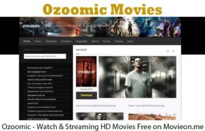 Ozoomic – Watch & Streaming HD Movies Free on Movieon.me