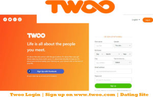 Twoo – Twoo Login | Sign up on www.twoo.com | Dating Site