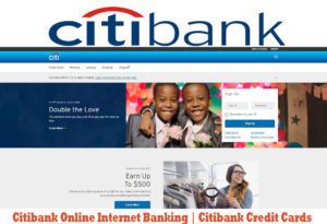 Citibank Online Internet Banking | Citibank Credit Cards