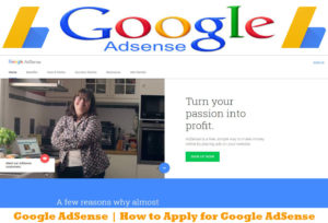 Google AdSense Login | How to Apply for Google AdSense