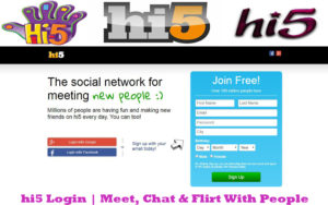 hi5 Login | Meet, Chat & Flirt with People on www.hi5.com