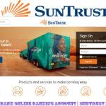 SunTrust Bank Online Banking Account | SunTrust Bank Login