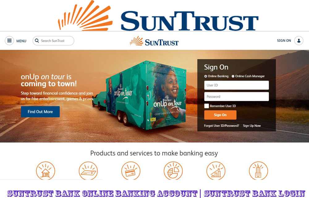 suntrust bank customer service