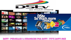DStv – Purchase & Subscribe for Dstv | www.dstv.com