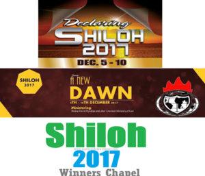 Shiloh 2017 A New Dawn | Dance, Rejoice & Give Praises