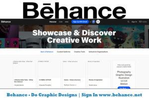 Behance - Do Graphic Designs | Sign In www.behance.net