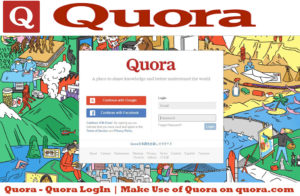 Quora – Quora Login | Share Knowlegde on www.quora.com