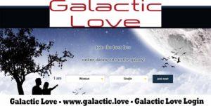 Galactic Love – www.galactic.love – Galactic Love Login