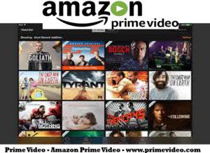 Prime Video – Amazon Prime Video – www.primevideo.com